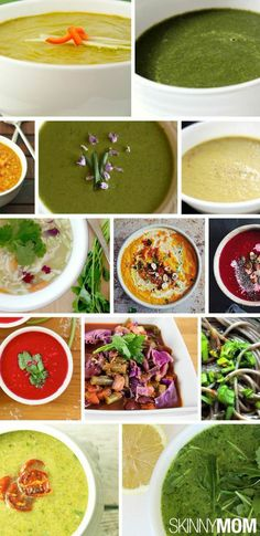 Detox with these soups and stews.