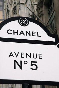 Chanel Avenue N 5