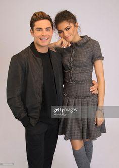 Zac Efron and Zendaya