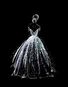 Source by fi_alice dress Starry Night dress. Source by fi_alice dress Pencil Art Drawings, Art Drawings Sketches, Starry Night Dress, Dress Night, Starry Nights, Black Canvas Paintings, Black Canvas Art, Black Paper Drawing, Motif Art Deco