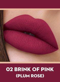 Smudge Me Not Liquid Lipstick - Makeup Ideas Lipstick Dupes, Best Lipsticks, Liquid Lipstick, Plum Lipstick, Pink Lipstick Shades, Lipstick Smudge, Best Matte Lipstick, Beauty Makeup, Makeup Tips