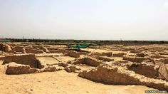 Saar site in Bahrain is the location of the Dilmun civiilziation. This ancient settlement includes a residential zone and a cemetery.