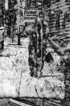 Francine Lapointe Artiste Photographe - INTERFERENCE