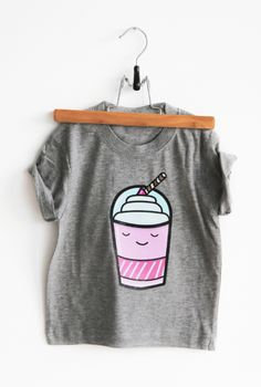 Milkshake Tee on sho