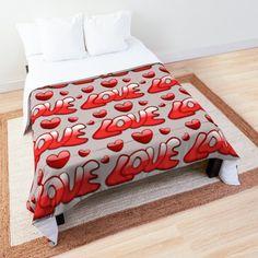 Einzigartige Produkte designt von unabhängigen Künstlern | Redbubble Toddler Bed, Finding Yourself, Blanket, Pillows, Creative, Design, Furniture, Home Decor, Unique