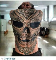 Holy shit, now that's a tat!