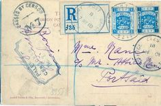 EARLY E.E.F COVERS PALESTINE EGYPT ENGLAND 1918 ARMY POSTS CANCELLATIONS 6 ITEMS