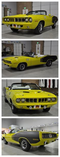 The finest in the world - Plymouth Barracuda 383 #MusclecarMonday