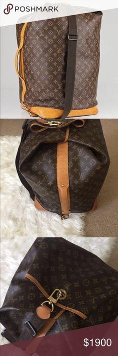 💼 Louis Vuitton Monogram Marin Luggage 💼 Authentic Louis Vuitton Marin Sailor Bandouliere Luggage that is in Excellent Condition. Really Nice Piece to add to your Collection it's just to Masculine & BIG for Me! 😩 Any Questions Please Ask! Thanks for Looking! 😊 Louis Vuitton Bags Travel Bags