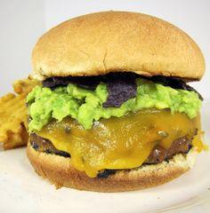 Taco Burger   Plain Chicken