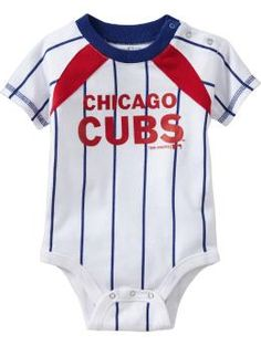 Let Your Little One Show Off Their Cubs Pinstripes Cubs Kids