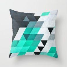 mynt Throw Pillow