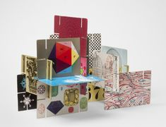 Philadelphia Museum of Art:  Eames Giant House of Cards