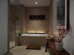 Modern Bathrooms from Gregory Augustine on HGTV