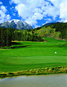 Silverthorne, Colorado Golf - The Raven at Three Peaks