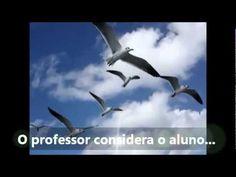 Há escolas que são gaiolas e há escolas que são asas- textos de Rubem Alves - YouTube