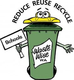 FREE PD for Current WASTE WISE SCHOOLS. West Perth. Reduce Reuse, April 22, Professional Development, Perth, Schools, Workshop, Activities, Free, Atelier