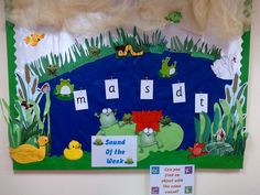 FS - Literacy board - Read Write Inc sounds