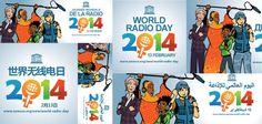 La Radio est à l'honneur #JournéeMondialeDeLaRadio