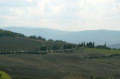 Montepulciano e o Val D'Orcia