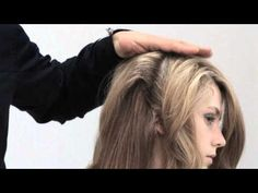 Relaxed look and glamorous look by Angelo Seminara - Davines more inside - YouTube