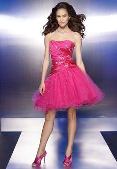 can we please wear bridesmaids dresses that make us look like slutty preteens?
