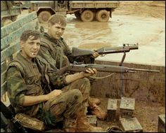 Grunts in the Vietnam War