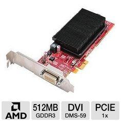 Firepro 2270X1 DMS59 512 Mb by ATI. $114.99. ATI FirePro 2270 512MB DDR3 DMS59 Low Profile PCI-Express Video Card