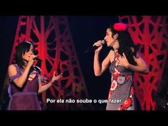 Julieta Venegas & Marisa Monte - Ilusión (Live HD) Legendado em PT-BR