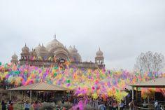 Festival das cores - Índia