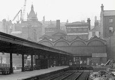 Moor Street Station - 1914