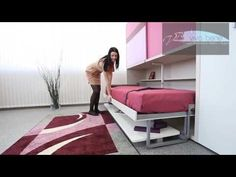 Smart furniture Zentado - YouTube