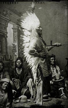 Chief Washakie, Shoshone