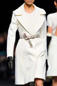 Angelo Marani at Milan Fashion Week Fall 2013