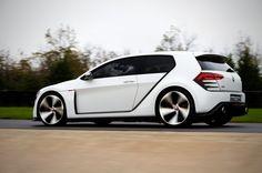 Design Vision GTI #volkswagen #vw #gti