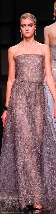Armani Privé Haute Couture | S/S 2014