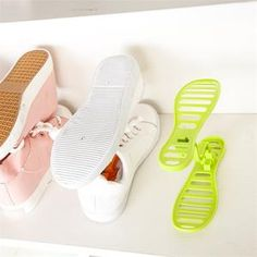 Space Saving Shoes Rack
