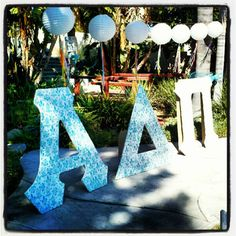 ADPi letters