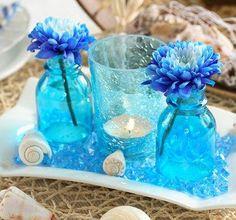 Easy Summer Centerpieces | Summer Wedding Centerpieces [Slideshow]