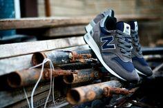 """New Balance 1300NG """"Navy and Grey"""""""