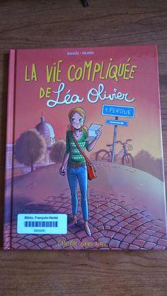 La vie compliqué de Léa Olivier 1.  BD VIEC Per v.1