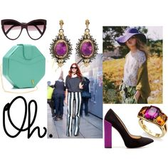 """""""Purple dream"""" by lisa8beck on Polyvore"""