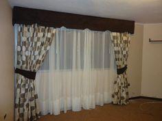 Mejores 96 Imagenes De Cenefas Y Cortinas En Pinterest Curtain - Cenefas-para-cortinas-de-sala
