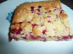 Das perfekte Johannisbeer - Kuchen mit Streusel.-Rezept mit einfacher Schritt-für-Schritt-Anleitung: Heute Morgen Johannisbeeren gepflückt, gewaschen…