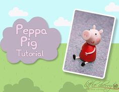 Little Cherry Cake Company Free Peppa Pig Tutorial