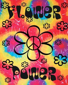 The motto of the Hippy - Flower Power! Hippie Style, Paz Hippie, Hippie Peace, Happy Hippie, Hippie Love, Hippie Chick, Hippie Vibes, Hippie Party, Peace Love Happiness