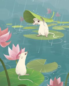 Joey Chou Very cute artwork!