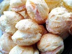 Гужеры — французские заварные булочки