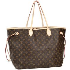 Louis Vuitton Never full GM. Great as a diaper bag. It holds everything up to 200 lbs according to the sales girl. >> I want this so bad! Louis Vuitton Neverfull Gm, Louis Vuitton Handbags, Lv Handbags, Vuitton Bag, Luxury Handbags, Fashion Handbags, Fashion Bags, Fashion Now, Fashion 2014