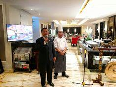 Ardhi Widjaya & Co: Swiss Cafe Ciptakan Citarasa 1001 Malam